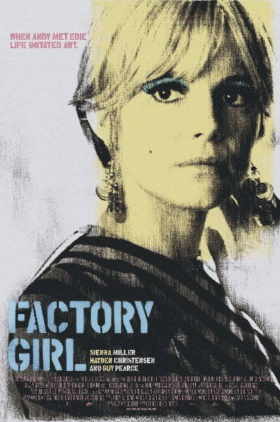 factory girl. great movie about Edie Sedgewick