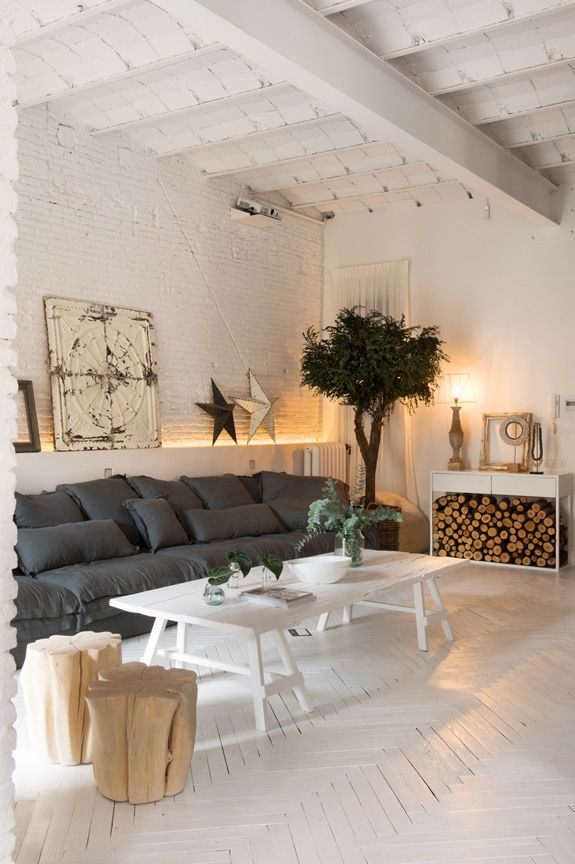INTERIOR INSPIRATION | The perfect apartment and bedroom in Barcelona | via @kimdti