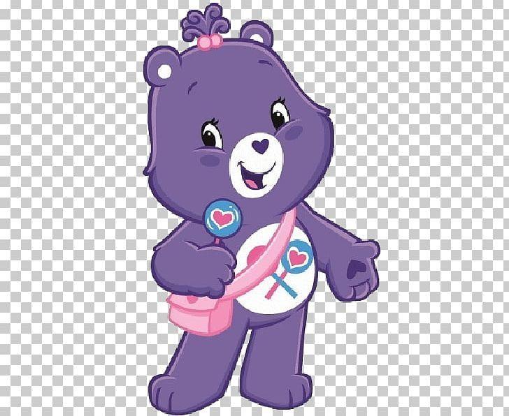 Purple Care Bear Bear Wallpaper Care Bears Care Bears Cousins
