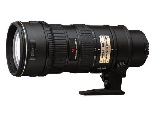 Nikon 70-200mm f/2.8G ED-IF AF-S VR Zoom Nikkor Lens for Nikon Digital SLR Cameras http://ift.tt/2iZEKIj