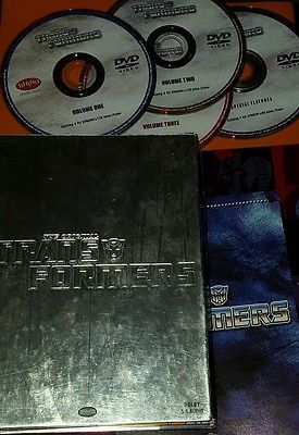 nice The Original Transformers DVD Set Complete 4 Disk Volume 1 2 3 Special - For Sale View more at http://shipperscentral.com/wp/product/the-original-transformers-dvd-set-complete-4-disk-volume-1-2-3-special-for-sale/