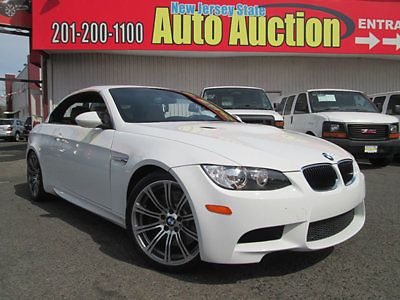 Car brand auctioned:BMW: M3 BMW M3 Convertible SMG Navigation Parking Sensors Low Miles 2 dr Manua Check more at http://auctioncars.online/product/car-brand-auctionedbmw-m3-bmw-m3-convertible-smg-navigation-parking-sensors-low-miles-2-dr-manua/