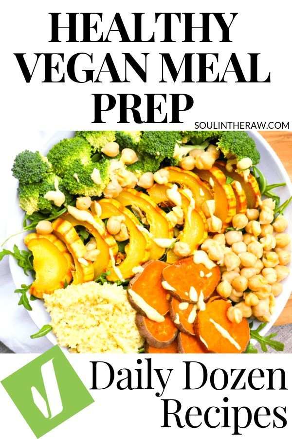 Dr Gregers Daily Dozen And Vegan Meal Prep For The Week
