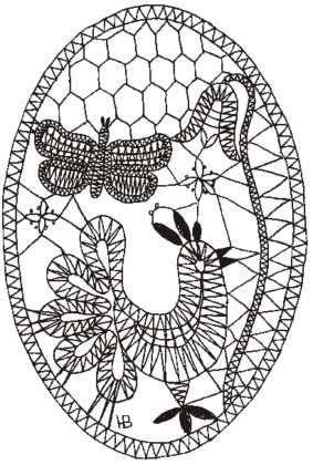 figuras de Bolillos - Mary - Picasa-Webalben