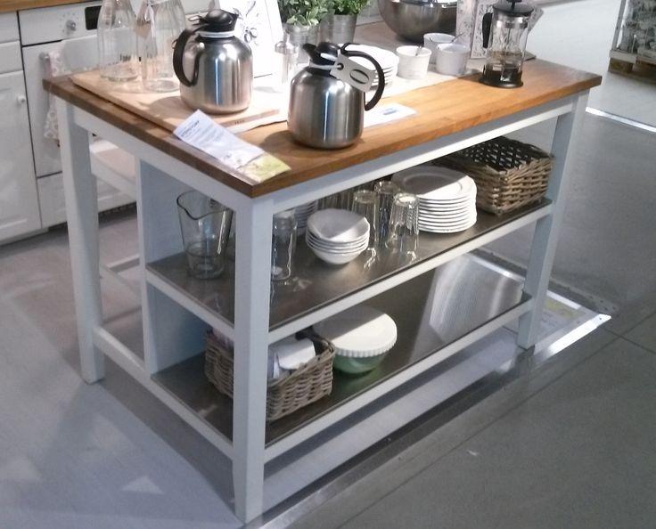 Oltre 25 fantastiche idee su cucina ikea su pinterest cassetti della cucina - Cucina ikea isola ...