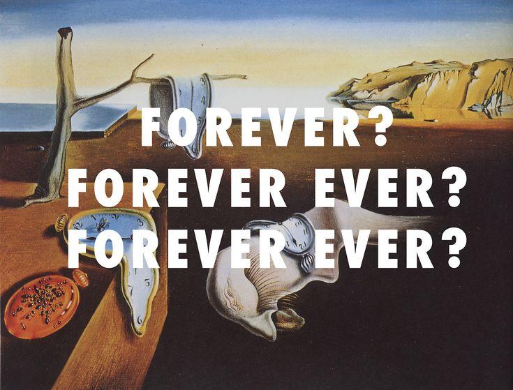 La persistance de la mémoire de Salvador Dali / Ms. Jackson - Outkast