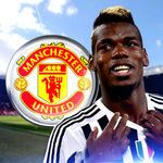 Paul Pogba given permission to have Manchester United medical | Football News | Sky Sports