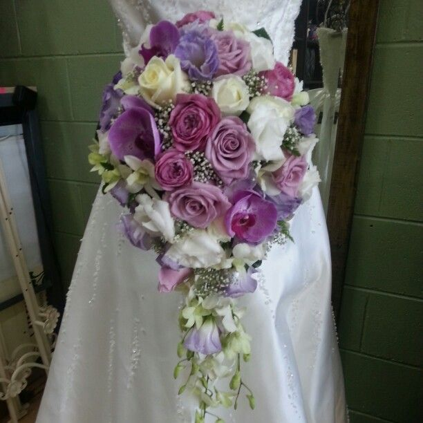 Traditional mauves and lavenders.#florifficflowers