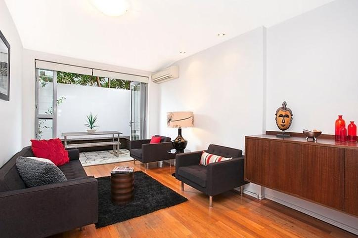 Latest lounge Room by Instant Interiors Residential Styling - Paddington NSW.