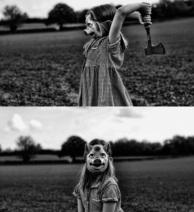 Horror Photography by Danielle Tunstall