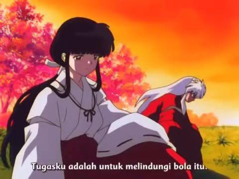 Inuyasha Episode 15 Sub Indonesia - Kebangkitan Pendeta Tragis. Kikyo