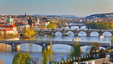 Daarom moet je naar Praag