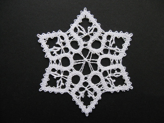 Idrija Lace by digital Leaf  reminds me of Bruges crochet