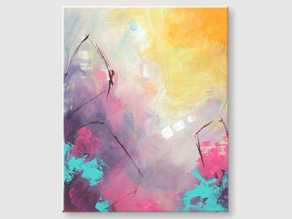 Abstract painting by Svetlansa #painting #abstract #svetlansa #homedecor #yellow #orange #purple #artwork #wallart #abstractart #artideas #artinspiration #abstractartpaintings #artabstract