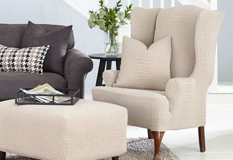 Sure Fit Slipcovers Our Latest Animal Print Collection