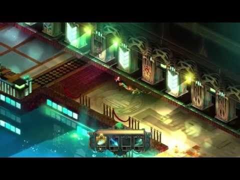 Transistor: Gameplay