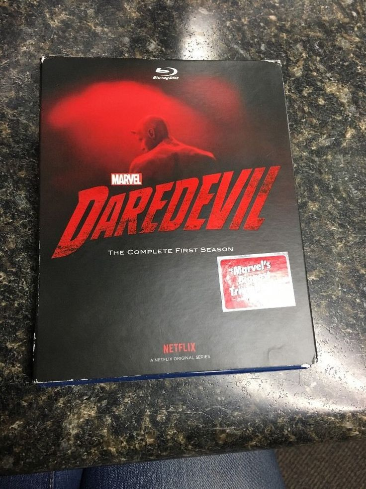 Marvels Daredevil: Season 1 (Blu-ray, 2016, 4-Disc Set) 786936852028 | eBay