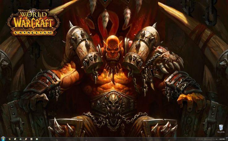 World Of Warcraft  november HD Wallpaper