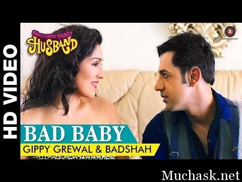 Here is the full Lyrics and HD Video of Second Hand Husband Movie latest song Bad Baby sung by Gippy Grewal Ft. Badshah.