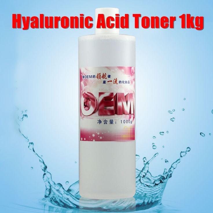 58.00$  Buy here - http://alic62.worldwells.pw/go.php?t=1213705121 - Hyaluronic Acid Moisturizing Lotion Super Moisturizing Whitening Effective  Toner Hospital Beauty Salon Equipment 1000ml 58.00$