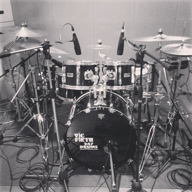 My Yamaha 9000 in the studio. Shoot 1