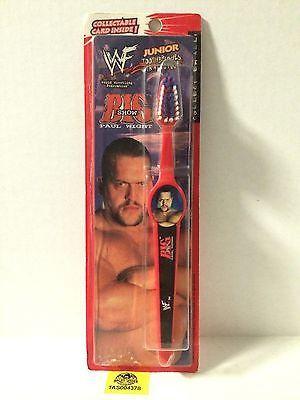 (TAS004378) - WWF WWE Wrestling Junior Toothbrush The Big Show Paul Wight