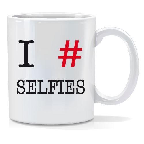 Tazza personalizzata I # selfie