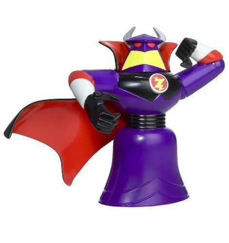Toy Story Deluxe Zurg Action Figure by Mattel @ niftywarehouse.com