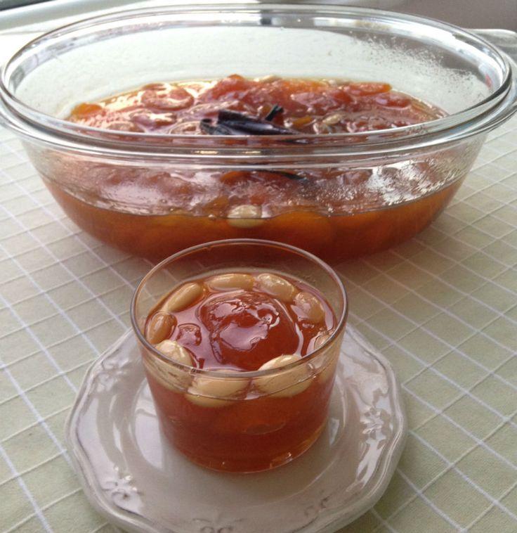 Şekerpare Kayısı Reçeli, Vanilyalı- Apricot Jam w/ vanilla