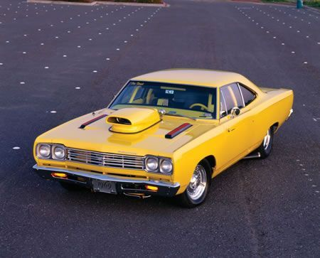 #Plymouth #Road #Runner #Car #Auto #Tuning