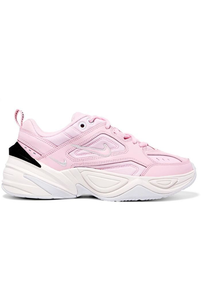best service 230b6 f07a0 Nike M2k Tekno Leather And Neoprene Sneakers