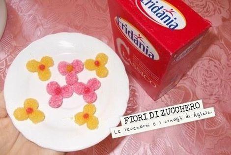 Oggi la nostra amica Aglaia ci insegna come usare lo zucchero Eridania Classico per creare con facilità e divertimento meravigliose decorazioni di zucchero ! http://bit.ly/eridania_decorazioni_zucchero