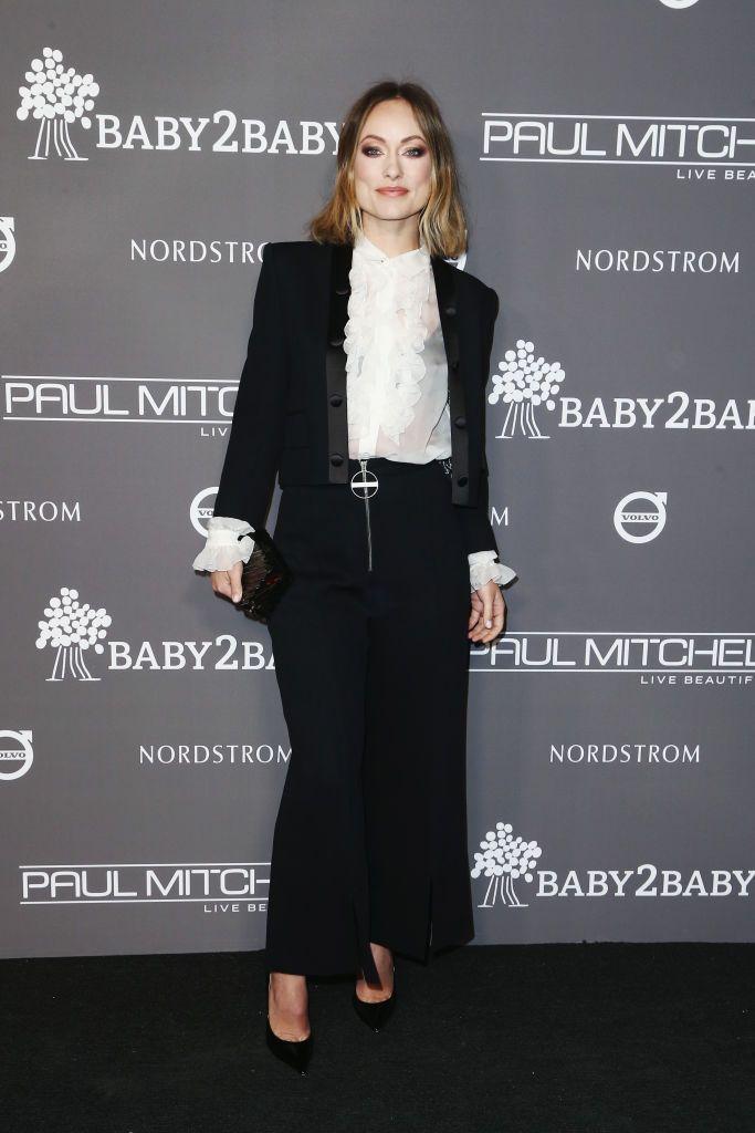 Olivia Wilde in Givenchy - 2018 Baby2Baby Gala  0fa327cc0