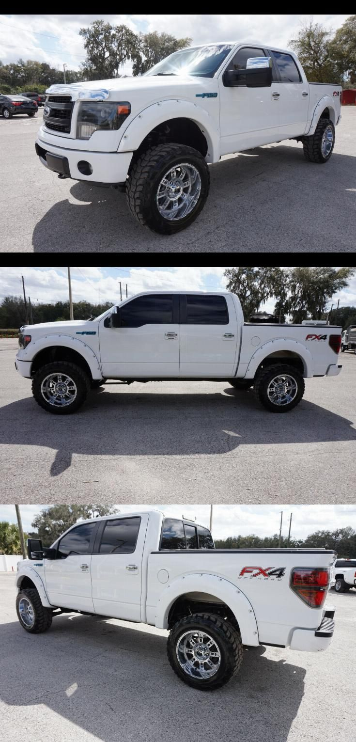 Lifted Single Cab F150 : lifted, single, Clean, Supercrew, Pickup, F150,, Lifted,