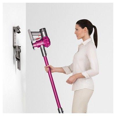 Dyson V6 Motorhead Cord-Free Stick Vacuum, Pink