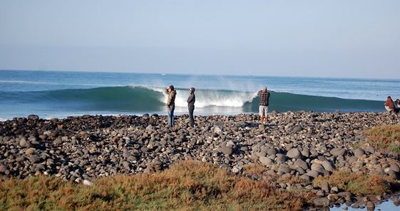 Perfect Surf at Baja's San Miguel for International Competition