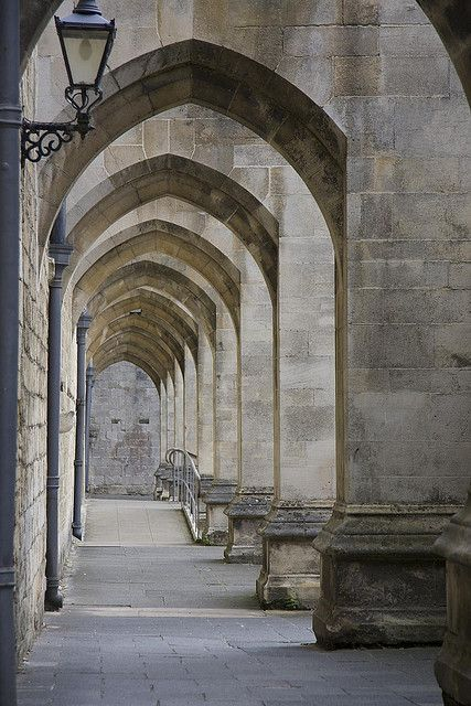 Winchester Cathedral by erinc salor on Flickr.