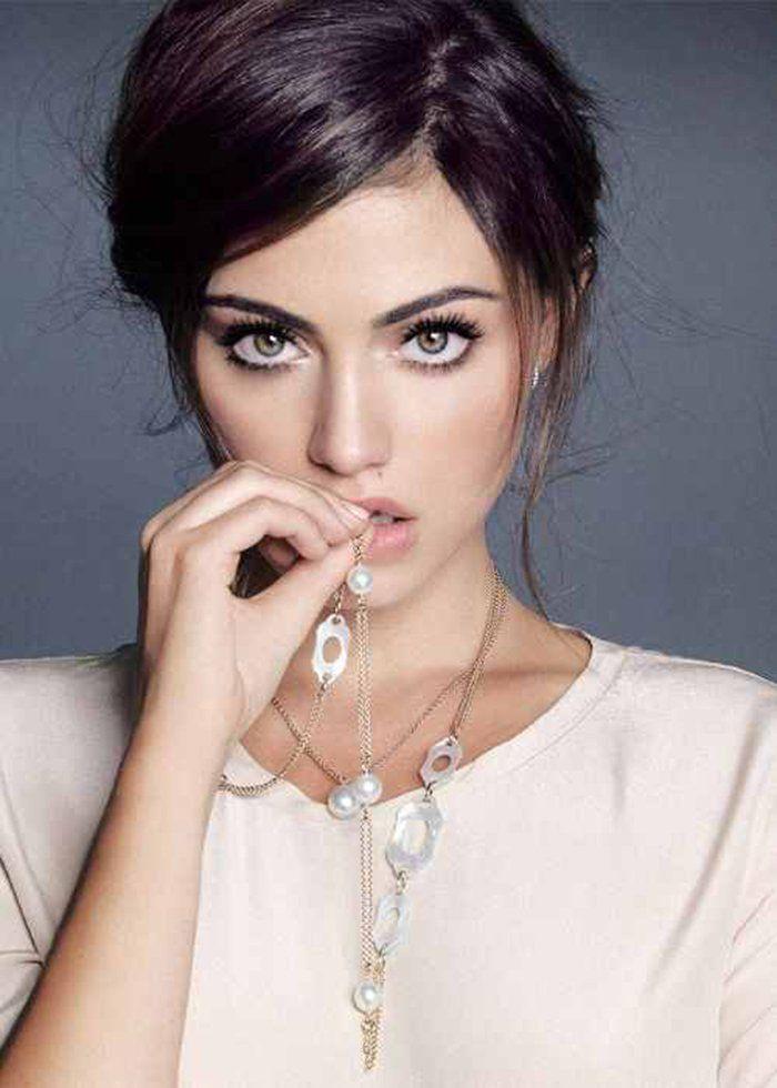 Makeup Tutorial: Pinterest Request #makeup #beauty // super pretty for wedding makeup ;)