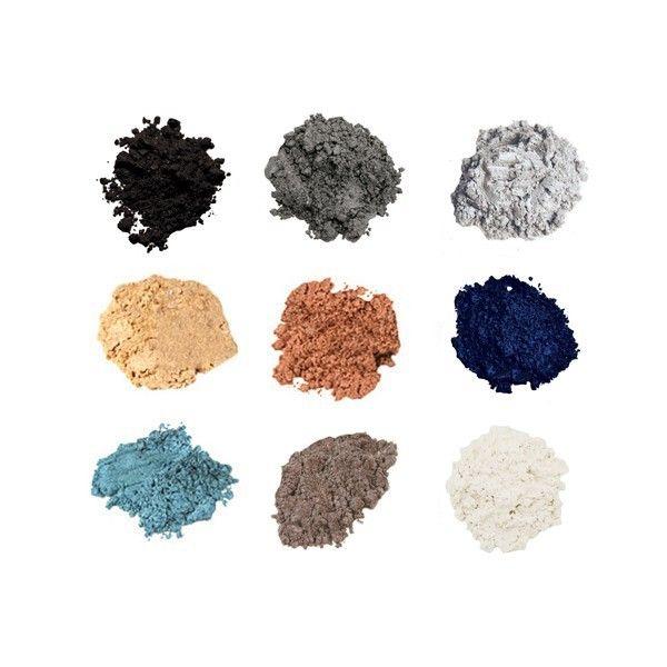 Bella Terra Cosmetics | Shimmer 9-Stacks | Bella Terra Cosmetics