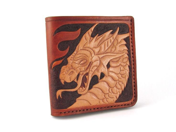 Chinese Dragon wallet