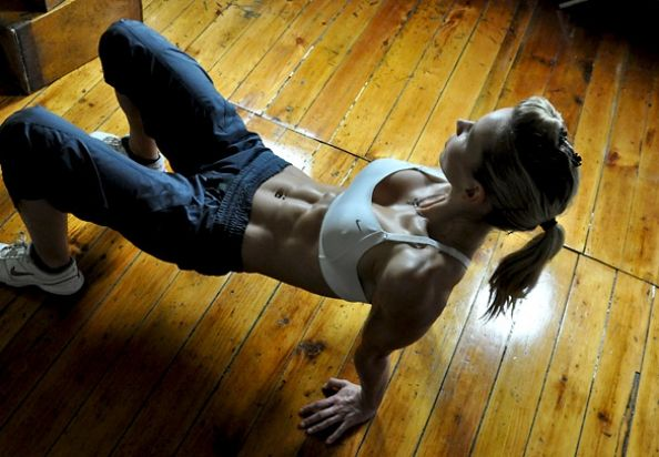 Suicidal sweat workout with just your bodyweight.. wow this gal rocks!!!