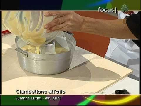 Come cuocere un ciambellone senza forno con la pentola Versilia - YouTube