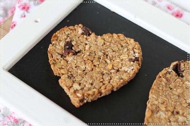 {Müsli-Mittwoch} Cookies zum Frühstück... gesund und lecker in den Tag starten!