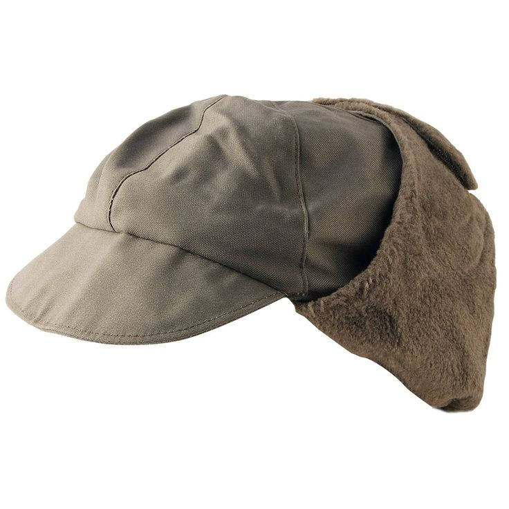 These genuine German Army Winter Cap from military surplus online store are the real deal; surplus OD winter caps as currently issued. This cotton cap has a soft, warm lining and velcro. At this price you can afford to keep one any where from car to cabin. #militarysurplus #cap #militarycap