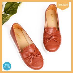 Slip On Shoes Women Blow Twist Berkualitas