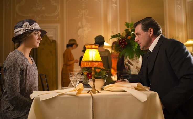 Bates and Anna in Downton Abbey Series 4, Part 5   ..rh