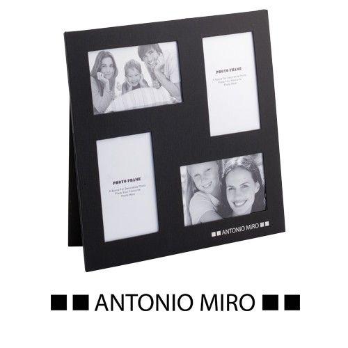Portafotos Keon de Antonio Miro, cartón laminado, fotos 8x13cm. Ideal para regalar en campañas de publicidad para el hogar. #regalosoriginales #regalospersonales #merchandising