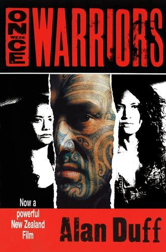 Cover of 'Once were warriors' by Alan Duff, published by Random House.