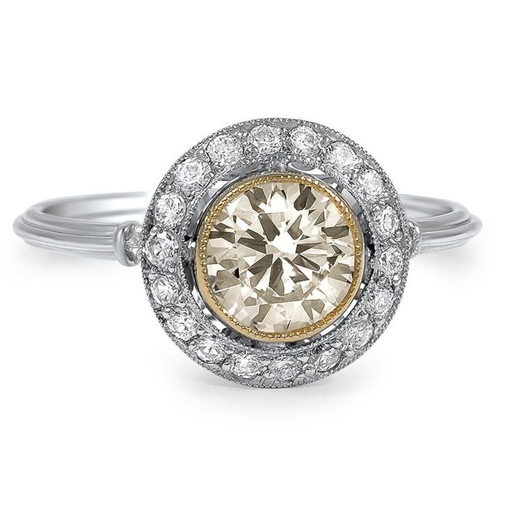 platinum + diamond, 1920's