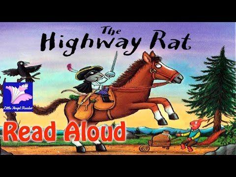 The Highway Rat Read Aloud / Julia Donaldson / Axel Scheffler / Must read - YouTube